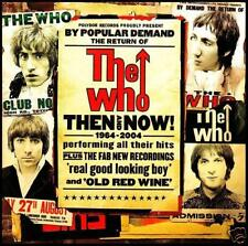 THE WHO - THEN & NOW CD ~ 60's/70's PETE TOWNSEND *NEW*