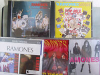 Ramones- 6 CDs- lesen