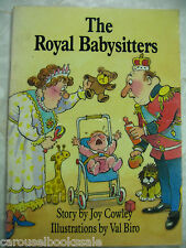 The Royal Babysitters by Joy Cowley Sunshine Books Reader pb