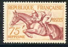 PROMOTION STAMP / TIMBRE FRANCE NEUF N° 965 * SPORT HIPPISME COTE 26 €