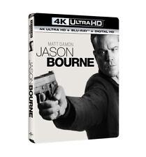 Jason Bourne 4K Ultra HD + Blu-ray + Digital Download UHD HDR UK Stock NEW