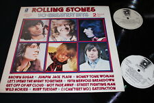 ROLLING STONES - 30 greatest hits - 2LP PROMO NMINT