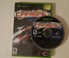 Need For Speed: Carbon (Microsoft Xbox, 2006) *Used*