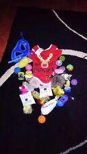 Cat bed 50cm + bag of toys