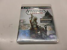PlayStation 3 Assassin 's Creed 3