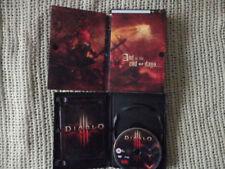 Jeux vidéo Diablo activision PC