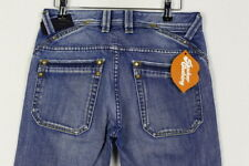 Womens DIESEL Jeans LOW STRAIGHT Fitting BUSKY WASH 008AT W27 L30 EXCELLENT P8