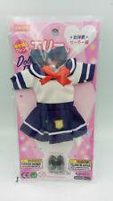 "Daiso Sailor suit Clothes for Ellie dress-up doll ""Erie"" series NEW JAPAN F/S"