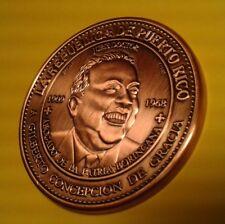 """2"""" GILBERTO CONCEPCION GRACIA 1909-2009 Vega Alta Puerto Rico R2 1/100"""