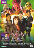 The Sarah Jane Adventures - The Complete Seaso New DVD