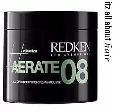 Redken Aerate 08 All-Over Bodifying Cream-Mousse 91g