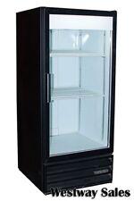 Beverage Air Mt-10 10 Cu Ft Glass Door Cooler Merchandiser Display Refrigerator