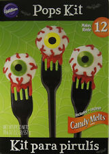 Eyeball No Bake Halloween Pops Kit from Wilton #0700- NEW