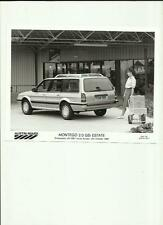 AUSTIN ROVER MONTEGO 2.0 GSi ESTATE PRESS PHOTO 'SALES BROCHURE' CONNECTED 1988