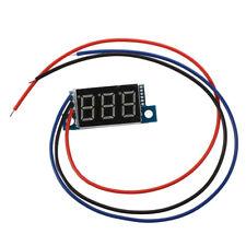 Mini voltmetre testeur test numerique voltage batterie tension DC 0-9.99V j C6R1