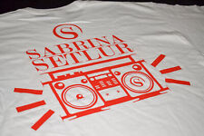 Sabrina Setlur T-Shirt TShirt Vintage Raptee Hip Hop Rap 3P Frankfurt Rödelheim