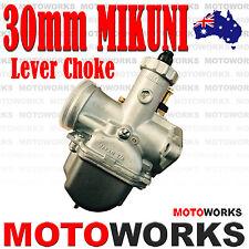VM26 PZ30mm MIKUNI Racing Carby Carburetor 125 150CC BIKE DIRT ATV PIT PRO QUAD