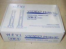 WEVI VIDEO WAVE WIRELESS VIDEO LAN VW-5