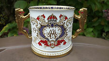 1973 Paragon China Large Loving Cup for wedding of Princess Anne & Mark Phillips
