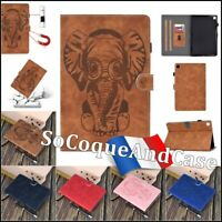 Coque Housse ELEPHANT Cuir PU Leather Case Tablet Samsung Galaxy Tab S6 Lite