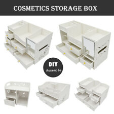 Makeup Storage Box Cosmetic Organiser Stationery Drawer Desktop Table Holder