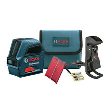 Bosch GLL50-RT Self-Leveling Cross-Line Laser Certified Refurbished