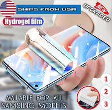 HYDROGEL FLEX Samsung Galaxy S8/S9/S10/S20 Ultra Note 8/9/10+ Screen Protector