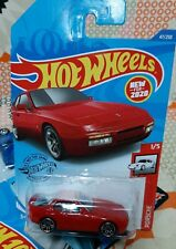 Hot Wheels 89 Porsche 944 Turbo Porche Red 2020