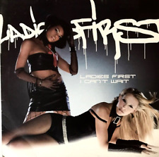 """LADIES FIRST - MESSIN' (12"""") (VG-/G+)"""