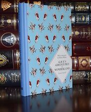 Alice in Wonderland by Lewis Carroll Illustrated New Ribbon Marker Hardcover