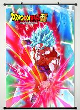 Dragon Ball Z - Super Fighting Hot Japan Anime 60*90cm Wall Scroll Poster @136