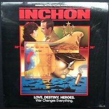 Superb US import! Jerrry Goldsmith INCHON Film Soundtrack OST LP 1981 Macarthur