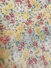 Vintage Floral Feed Sack Fabric