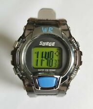 Surge By Seiko Digital chrono watch