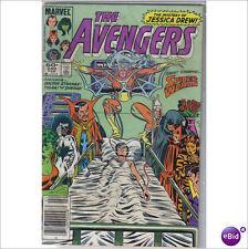 Marvel Comics Avengers #240 February 1984 Spiderwoman VF