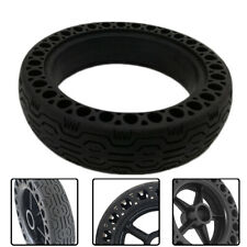Honeycombed Strong Grip Electric Scooter Tire Solid Anti Explosion Easy Install
