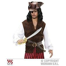 Pirate Shirts With Vest Costume For Buccaneer Fancy Dress - Shirt New Accessory