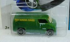 Hot Wheels 2014 Color Shifters Dodge Van