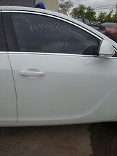 Fits 11-17 Buick Regal Left Deiver Heated Mirror Glass  w//Rear Mount Bracket