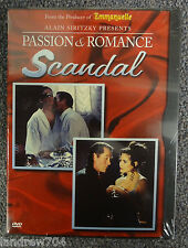 Passion and Romance: Scandal DVD NEW UNRATED