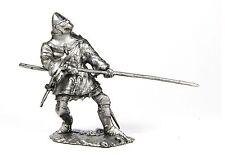 KN27 tin 54mm figurine. France. Albret the Duke of Orleans Knight