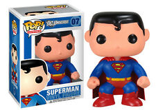 Funko Pop Heroes DC Universe: Superman Vinyl Action Figure Collectible Toy 3.75""