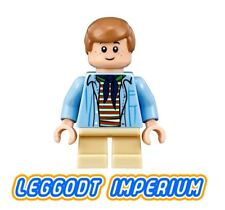 LEGO Minifigure - Tim Murphy - Jurassic World Park minifig jw030 FREE POST