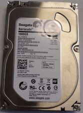 "Seagate Barracuda 1TB 7200RPM SATA  3.5"" Hard Drive ST1000DM003"