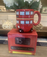 RouteMaster London 3D Novel Ceramic Coffee / Tea Mug With Gift Box