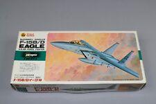 ZF183 Hasegawa 1/72 maquette E19 E019:600 mcdonnell douglas F-15B/D eagle avion