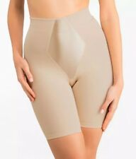 Flexees 2355 Easy-Up Thigh Slimmer Small Beige