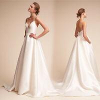 schlichtes Brautkleid Hochzeitskleid Kleid Braut Babycat collection BC700C 36