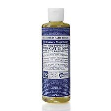 Dr Bronner Castile Liquid Soap Organic Fair Trade 946ml 32 FL Oz 1 Litre Peppermint