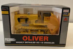 1/16 Speccast Oliver OC-12 Gas Crawler Dozer Highly Detailed With Shade NIB SU7